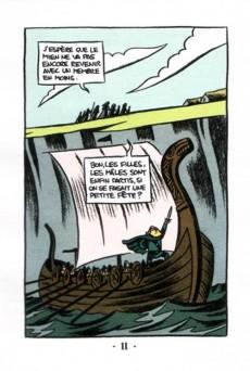 Extrait de Nouveaux Mini-récits Spirou -3672- Little ingmar