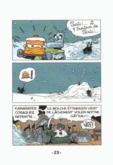 Extrait de Nouveaux Mini-récits Spirou -3660- Oto et le gâteau