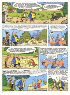 Extrait de Achille Talon -19b82- Achille Talon et le grain de la folie