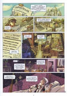 Extrait de Silas Corey -2- Le Réseau Aquila 2/2