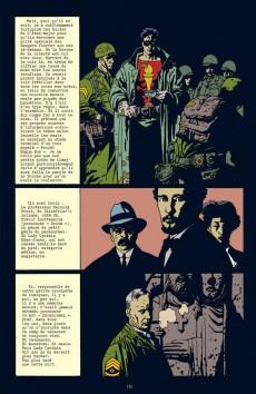 Extrait de Hellboy (Delcourt) -1- Les Germes de la destruction