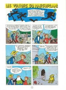Extrait de Spirou et Fantasio -5e75- Les voleurs du marsupilami