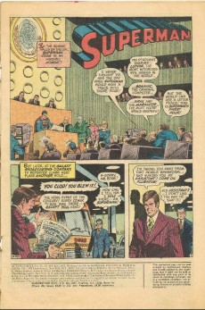 Extrait de Action Comics (1938) -418- Who can beat Superman?