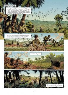 Extrait de La grande évasion -5- Dien Bien Phu