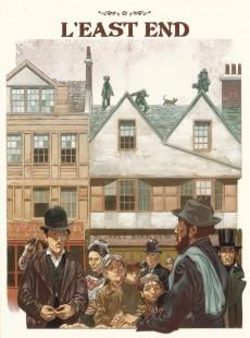 Extrait de Les quatre de Baker Street -HS1- Le monde des quatre de baker street