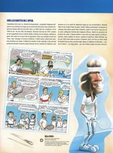 Extrait de L'Équipe de rêve - Légendes -4- Légendes du Tennis