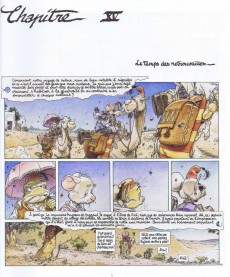 Extrait de Le vent dans les Sables -5- Du Souk dans la Casbah