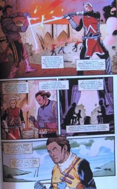 Extrait de Star Wars - Comics magazine -4A- La Tribu perdue des Sith (Conclusion)