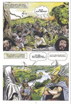 Extrait de Agenius -1- À travers les siècles... ou la petite histoire de l'Agenais
