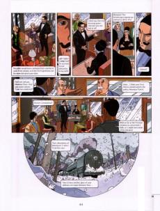 Extrait de Agatha Christie (en anglais) -1- Murder on the Orient Express