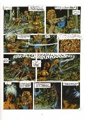Extrait de Les guerrières de Troy -2- L'or des profondeurs