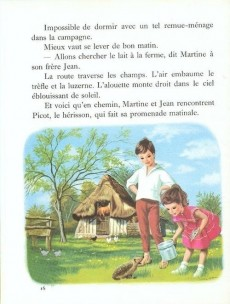 Extrait de Martine -9- Martine fait du camping