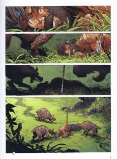 Extrait de La quête de l'oiseau du temps -8- Le chevalier Bragon