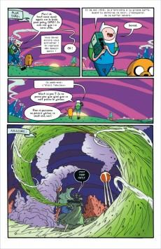Extrait de Adventure Time -1- Tome 1