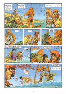 Extrait de Lanfeust Odyssey -5- Le Piège des sables