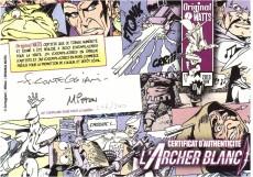 Extrait de L'archer blanc (Original Watts) -INT- Intégrale