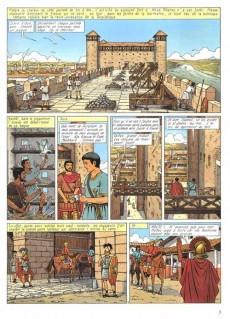 Extrait de Alix (en italien) -1- I barbari