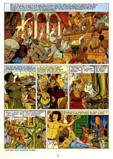 Extrait de Alix (en italien) -2- Il figlio di spartaco