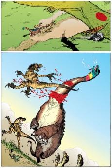Extrait de Age of Reptiles Omnibus (2011) -INT01- Age of Reptiles - Omnibus Volume 1