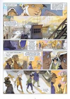 Extrait de Les quatre de Baker Street -5- La Succession Moriarty