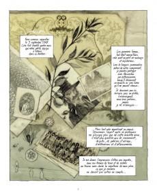 Extrait de Le dernier voyage d'Alexandre de Humboldt -2- Le Dernier Voyage d'Alexandre de Humboldt