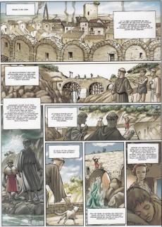 Extrait de Campus Stellae, sur les chemins de Compostelle -3- Le Pont des trois diables - D'Arles aux Pyrénées
