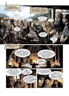 Extrait de Lancelot (Soleil) -4- Arthur