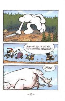 Extrait de Mini-récits et stripbooks Spirou -MR3962- Pépalo
