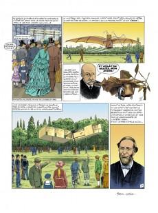 Extrait de Histoires de pilotes -7- Orville et Wilbur Wright
