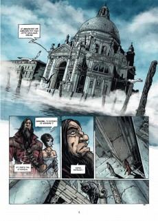 Extrait de Hannibal Meriadec et les larmes d'Odin -4- Alamendez, chasseur et cannibale
