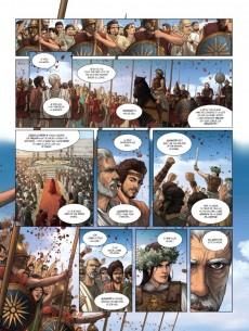 Extrait de Alexandre - L'épopée -1- Un roi vient de mourir