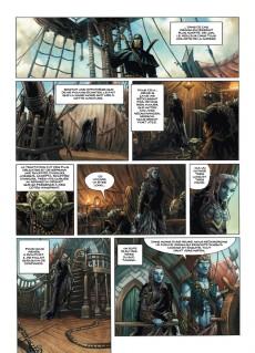 Extrait de Elfes -6- La Mission des Elfes bleus