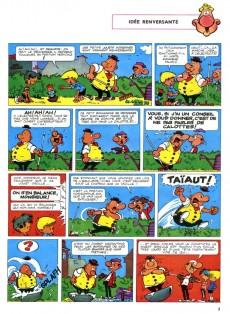 Extrait de Achille Talon -1d00- Les idées d'Achille Talon cerveau-choc !