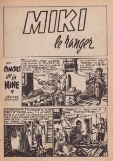 Extrait de Rodéo -161- Miki - Les chacals de la mine