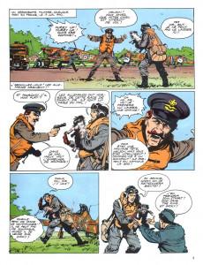 Extrait de La seconde guerre mondiale - Histoire B.D. / Bande mauve -3- La Bataille d'Angleterre - Ouragan sur la Manche
