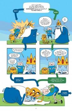 Extrait de Adventure Time -3- Tome 3