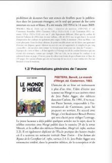 Extrait de Tintin - Divers - Tintin, bibliographie d'un mythe