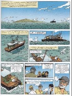 Extrait de Lefranc -25- Cuba libre