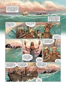 Extrait de Golias -3- L'Élixir de Jouvence