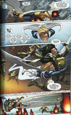 Extrait de All-New X-Men -2- Choisis ton camp