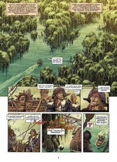 Extrait de Lanfeust Odyssey -6- Le Delta Bilieux