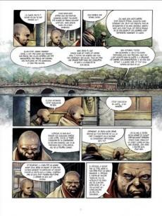 Extrait de Ils ont fait l'Histoire -6- Gengis Khan