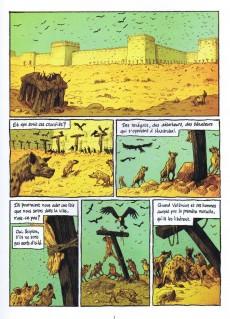 Extrait de Les voleurs de Carthage -2- La Nuit de Baal-Moloch