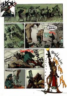 Extrait de Anachron -3- Le passeur des monts Kordils