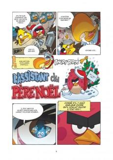 Extrait de Angry Birds -3- Petit papa Térence
