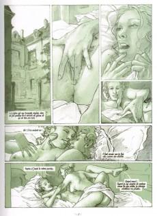 Extrait de Les aphrodites -4- Zéphirine tombée des nues