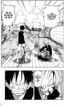 Extrait de One Piece -8- Pas de souci