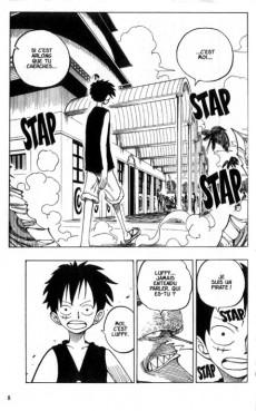Extrait de One Piece -10- OK, let's stand up !