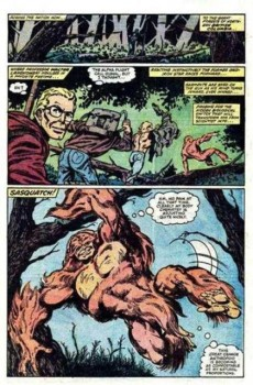 Extrait de Alpha Flight (1983) -1- Thundra!