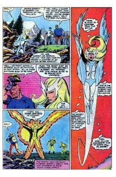 Extrait de Alpha Flight (1983) -6- Snowblind